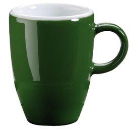 Espressotasse obere grün