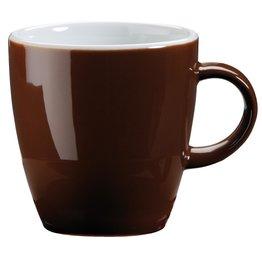 Latte Macchiatotasse obere mocca