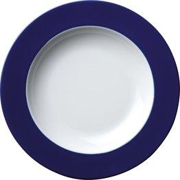 Teller tief Ø 22,5 cm blau