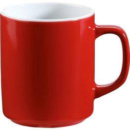 Kaffeebecher 0,3 L rot