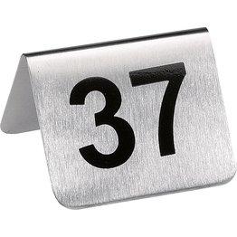 Tischnummern Set Tischnummern Set 37-48