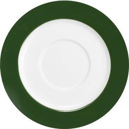 Tasse untere Ø 15 cm grün