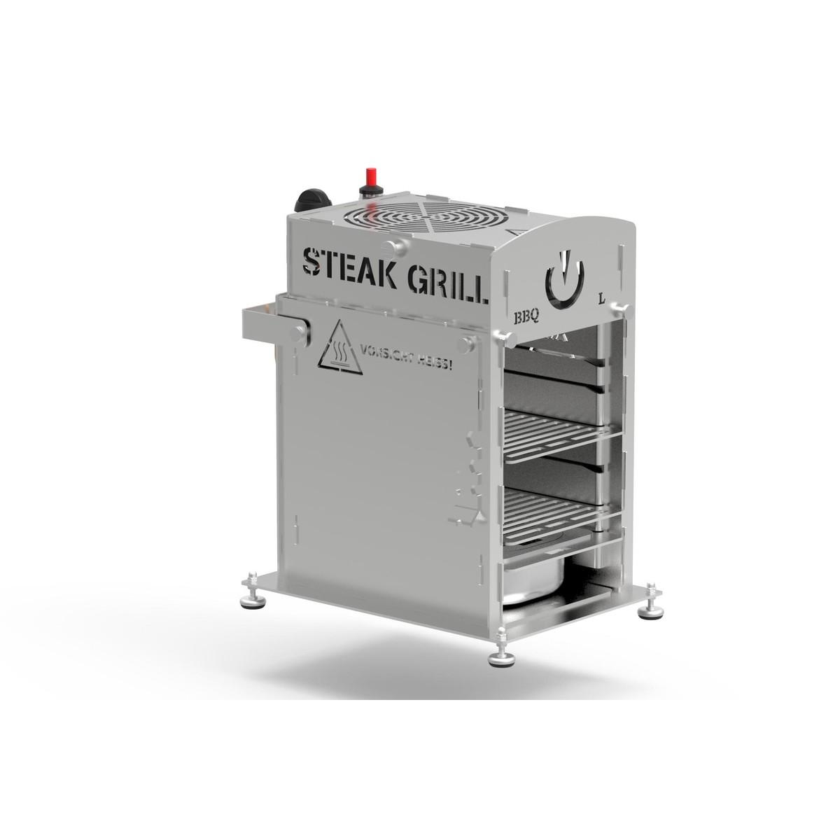 BBQ Oberhitze-Gasgrill 800°C BBQ-L