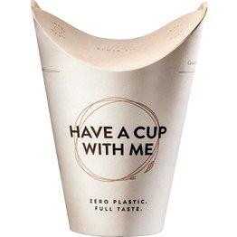 """Kartonbecher """"Taste Cup"""" bedruckt 0,3l - NEU"""