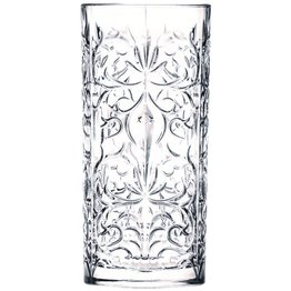 "Glasserie ""Tattoo"" Longdrinkglas 370ml - NEU"
