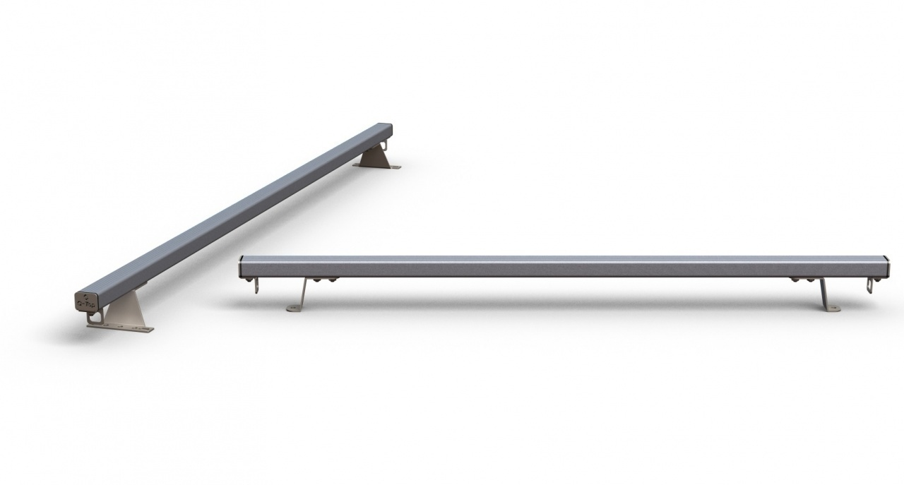 Aluminium allesdragers Opel Vivaro tot 2014 H1 2 stuks