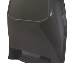 Renault Tussenwand Renault Trafic tot 2014  zonder ruit
