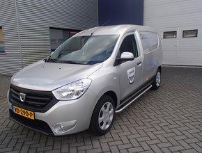 DACIA Sidebars RVS Dacia Dokker Mat
