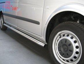 Mercedes Sidebars RVS Mercedes Vito tot 2014 WB 3200 Mat