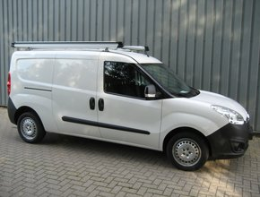 Opel Aluminium imperiaal Opel Combo vanaf 2012 L1 H1 met achterdeuren inclusief opsteekrol