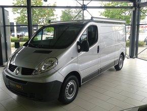 Aluminium imperiaal Opel Vivaro tot 2014 L1 H1 met achterdeuren inclusief opsteekrol
