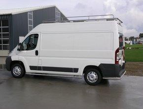 Imperiaal RVS Peugeot Boxer vanaf 2006 L2 H1