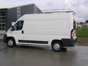 Imperiaal RVS Peugeot Boxer vanaf 2006 L4 H2