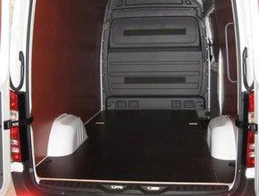 Laadvloer 12mm Mercedes Sprinter vanaf 2006 L1 - Enkele schuifdeur