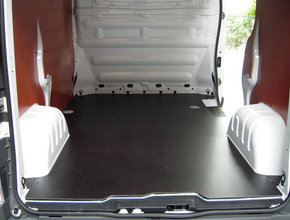Nissan Laadvloer 12mm Nissan NV300 L1