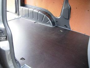 Laadvloer 12mm Peugeot Bipper - Enkele schuifdeur
