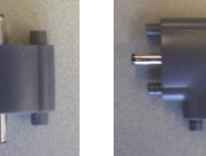 Led verlichting Led-light 12v verbindingsconnector - Aansluitdraad 100 cm met male connector