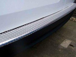 Bumperpaneel aluminium Hyundai H300 uitvoering met gerstekorrel