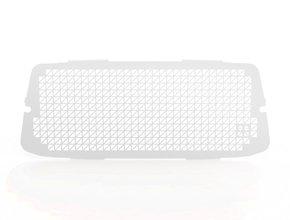 Ruitbeveiliging Citroen Jumpy tot 2016 uitvoering met achterklep - Wit