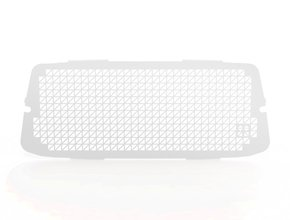 Mercedes Ruitbeveiliging Mercedes Vito tot 2014 uitvoering met achterklep - Wit