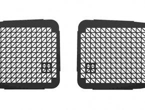 Ruitbeveiliging Opel Vivaro tot 2014 H1 uitvoering met achterdeuren