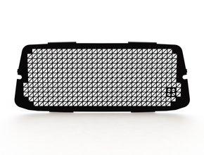 Ruitbeveiliging Opel Vivaro tot 2014 uitvoering met zijdeur