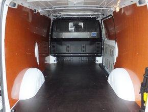 Wandbetimmering Ford Transit vanaf 2014 L2 H2 uitvoering met enkele schuifdeur
