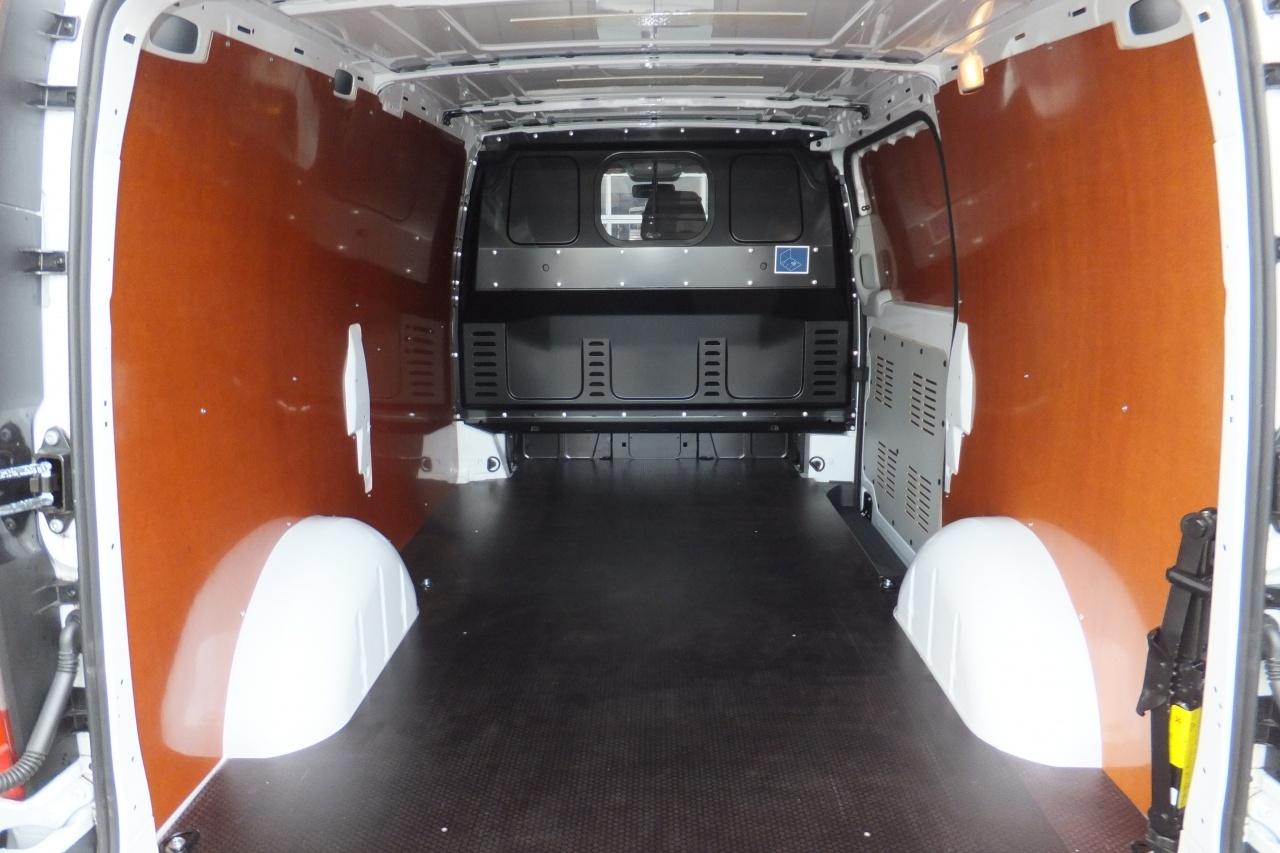 Wandbetimmering Mercedes Vito tot 2014 L1 uitvoering met enkele schuifdeur