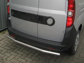 Opel Rearbar RVS geborsteld Opel Combo vanaf 2012 L1 uitvoering zonder trekhaak