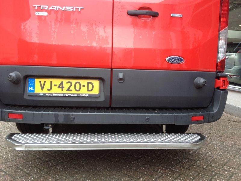 Opstaptrede Renault Master vanaf 2010 L3 zonder trekhaak over volle breedte