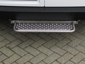 Volkswagen Opstaptrede Volkswagen Crafter vanaf 2006 L2 L3 zonder trekhaak