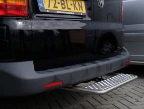 Volkswagen Opstaptrede Volkswagen T6 zonder trekhaak - geborsteld