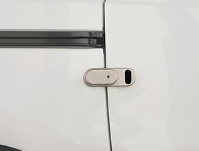Volkswagen Gatelock beveiligingsslot niet zelfsluitend 3 stuks
