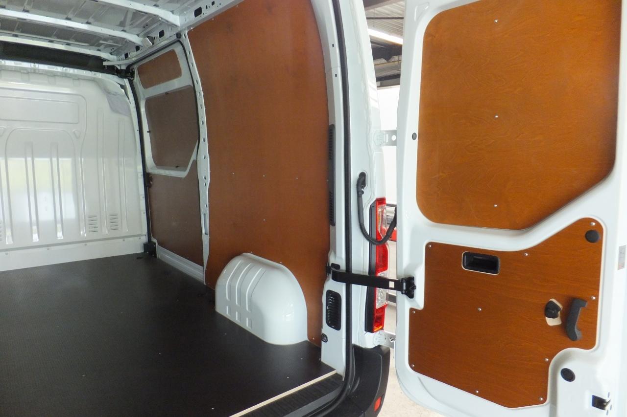Deurpanelen Peugeot Partner vanaf 2019 achterdeuren bovenzijde 2 stuks