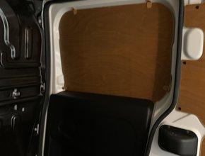 Fiat Deurpanelen Fiat Doblo vanaf 2010 schuifdeur bovenzijde