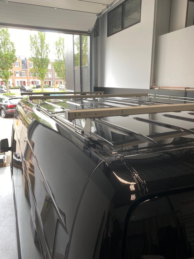 Aluminium allesdragers Volkswagen Crafter vanaf 2017 H3 2 stuks