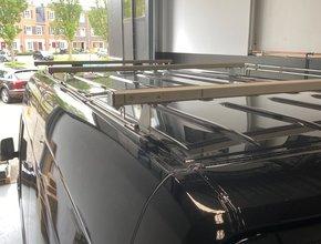 Volkswagen Aluminium allesdragers Volkswagen Crafter H2 tot 2017 - middendrager