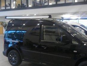 Volkswagen Aluminium imperiaal Volkswagen Caddy Cargo Maxi inclusief opsteekrol