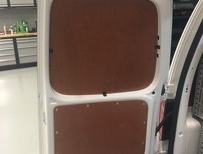 Volkswagen Deurpanelen Volkswagen Caddy Cargo achterdeuren onderzijde 2 stuks