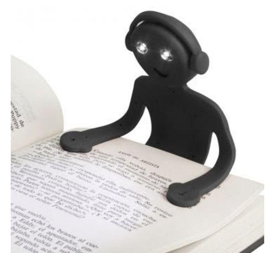 Boekenlampje Robot