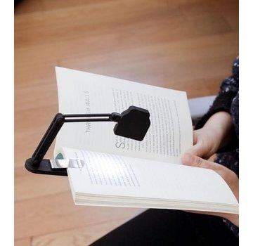 Kikkerland Boekenlampje