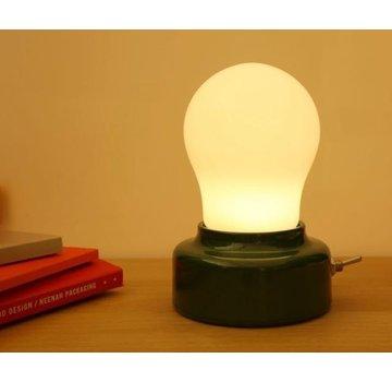 Kikkerland Bulb lampje