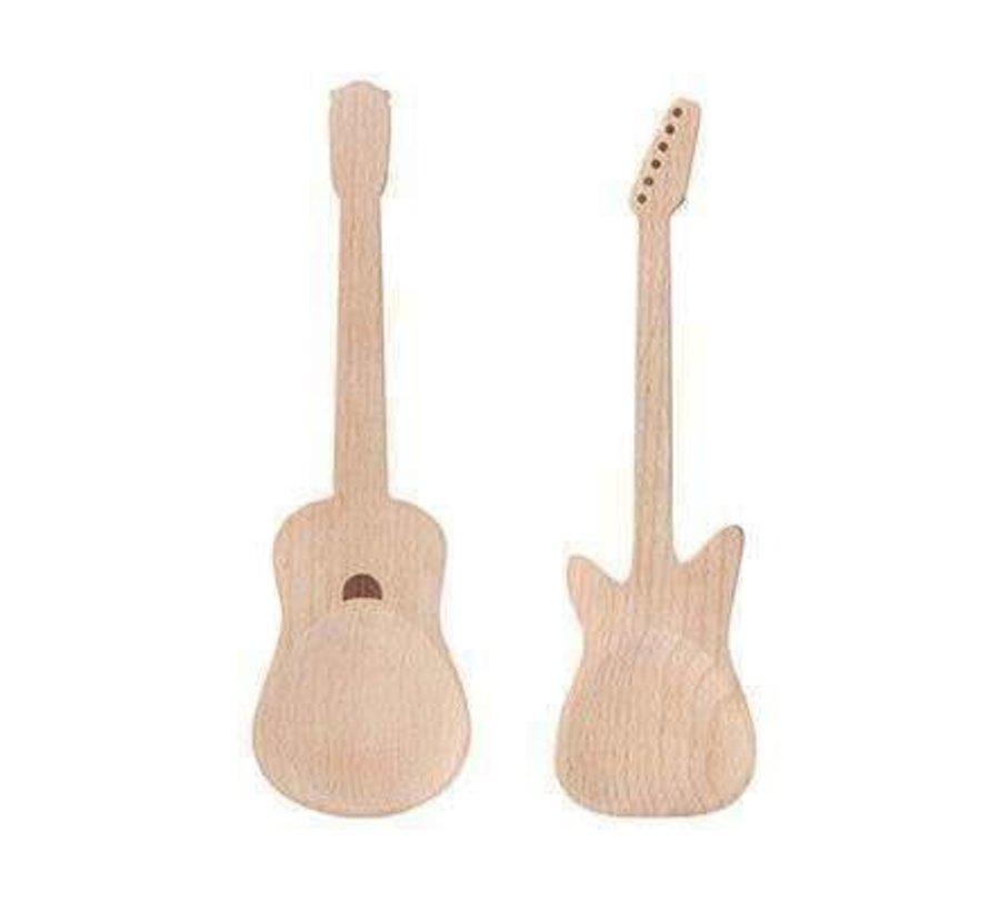 Slabestek gitaar