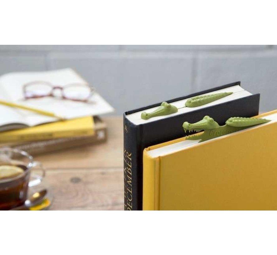 Crocomark boekenlegger