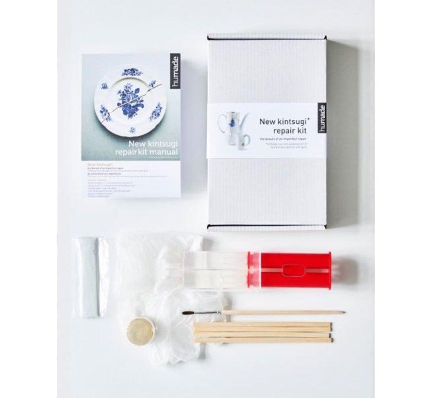 New kintsugi repair kit zilver