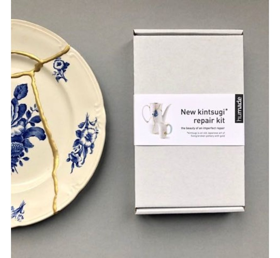 New kintsugi repair kit goud