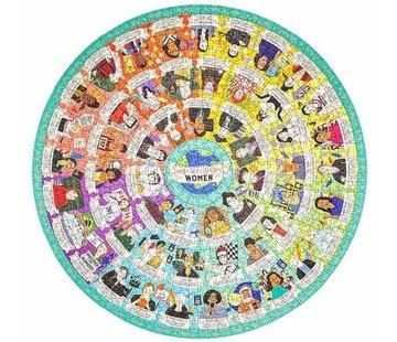Ridley's Puzzel Inspirational women (1000 stukjes)
