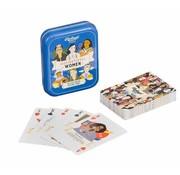 Inspirational women speelkaarten