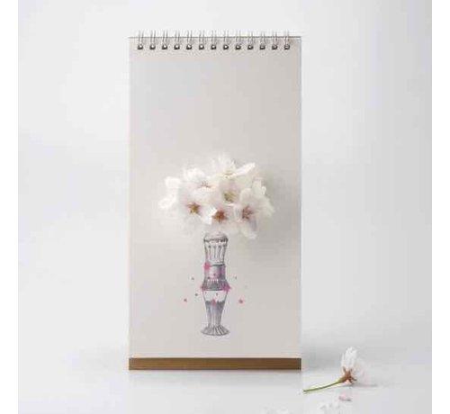 Flip vase colour