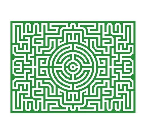 Kikkerland Puzzel Labyrinth (Studio Job)